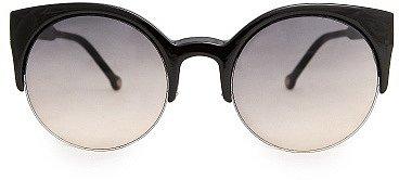 TOUCH - Half frame kitten sunglasses