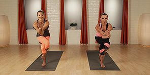 Add Power to Your Next Yoga Workout