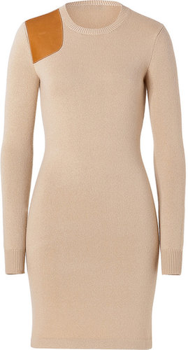 Ralph Lauren Cashmere Dress in Sand