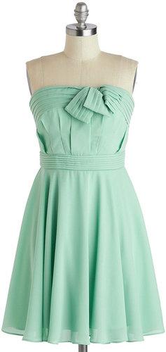 Mint Cute Dress