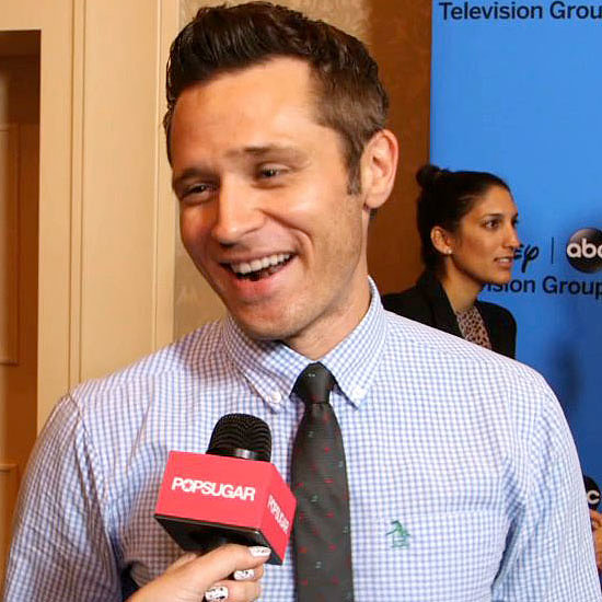 "A Castle-Scandal Crossover Episode? Seamus Dever Says ""We Could Definitely Do That"""