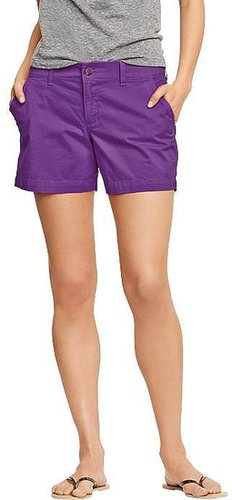 "Women's Everyday Khaki Shorts (5"")"