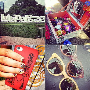 Lollapalooza Instagram Pictures 2013