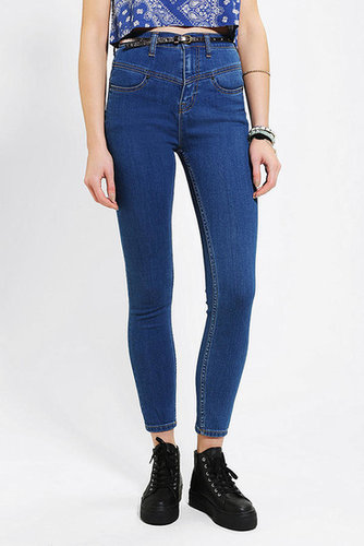 BDG High-Rise Seamed Jean - Horizon