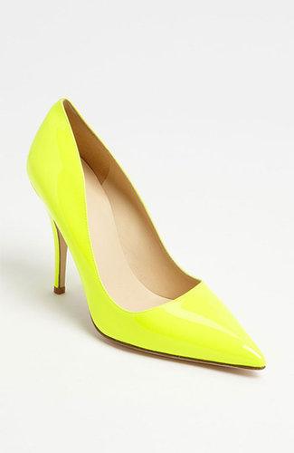 kate spade new york 'licorice too' pump New Camel Patent 6 M