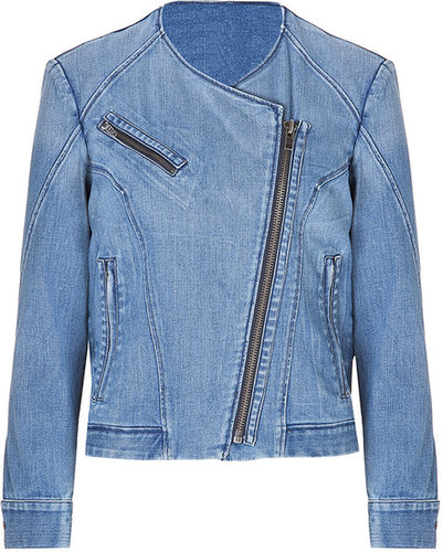 Helmut Vintage Denim Jacket in Indigo