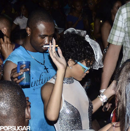 celebrityRihanna-Partying-Barbados-Crop-Over-Festival-Pictures