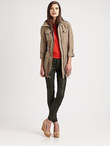 Burberry Brit Badgeford Anorak Jacket