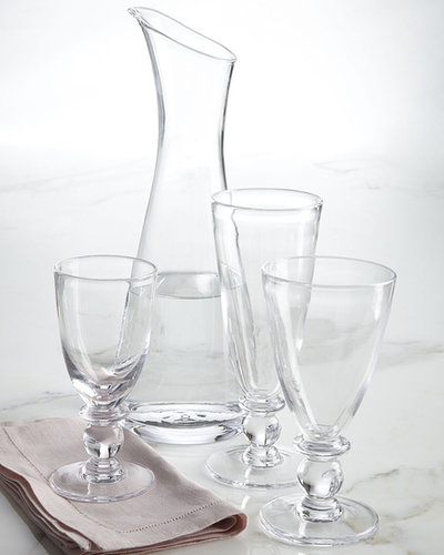 "Simon Pearce ""Hartland"" & ""Barre"" Glassware"