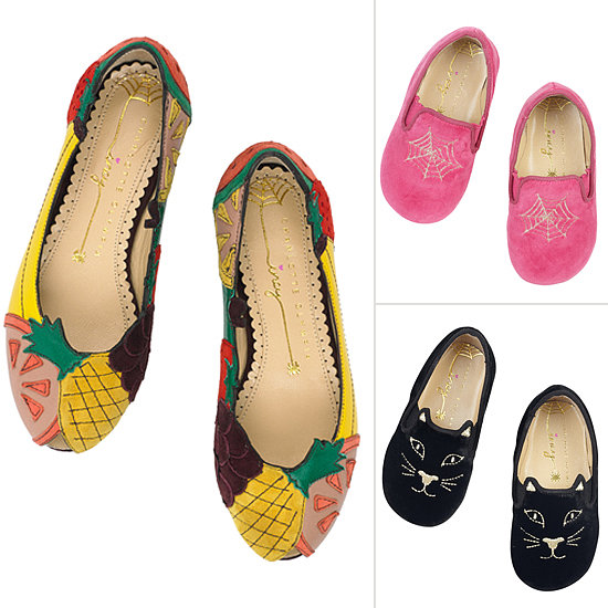 Charlotte Olympia's Cosmic Shoes