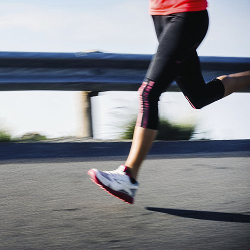 Ways to Do Interval Training Outside