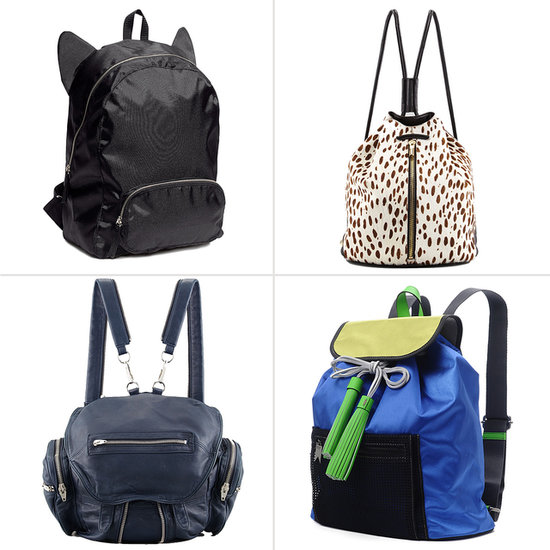 Back That Pack Up: Why the Backpack's Cool Again