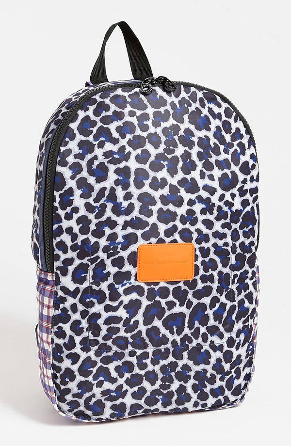 Try a saucy style, like this leopard Marc by Marc Jacobs pick ($88).