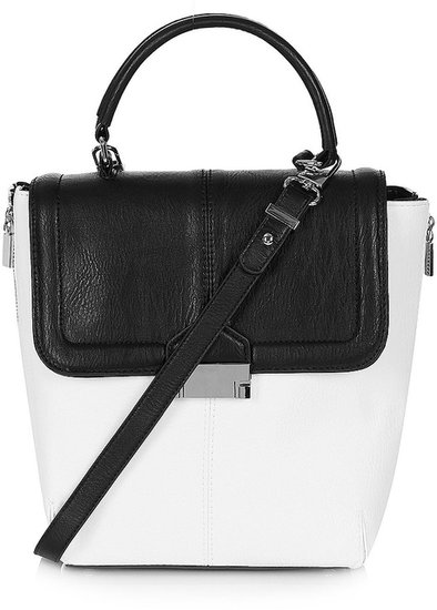 Pushlock Crossbody Bag