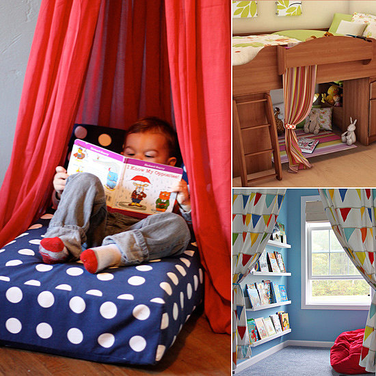 The Best Reading Nooks For Kids and Their Books