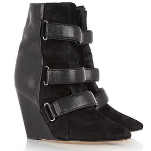 Want It! The New Isabel Marant Wedge That Set Paris A-Buzz