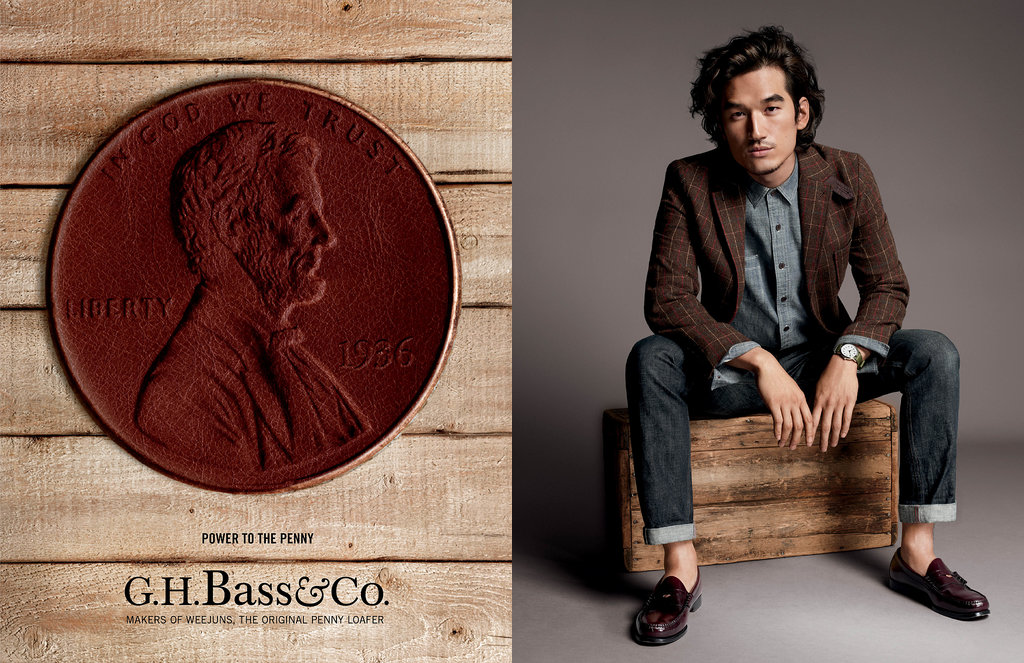 G.H. Bass & Co. Fall 2013
