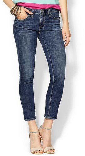 AG Adriano Goldschmied The Stilt Crop Jeans