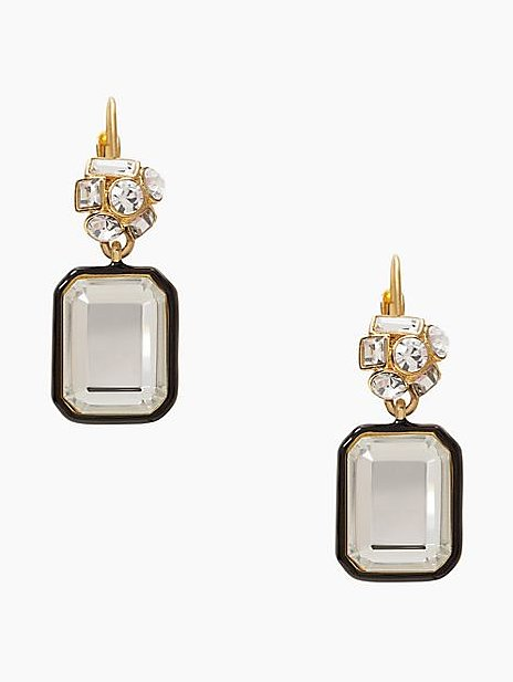 Glitzy statement earrings ($29, originally $68) are a quick way to bring your simple dresses up a notch.