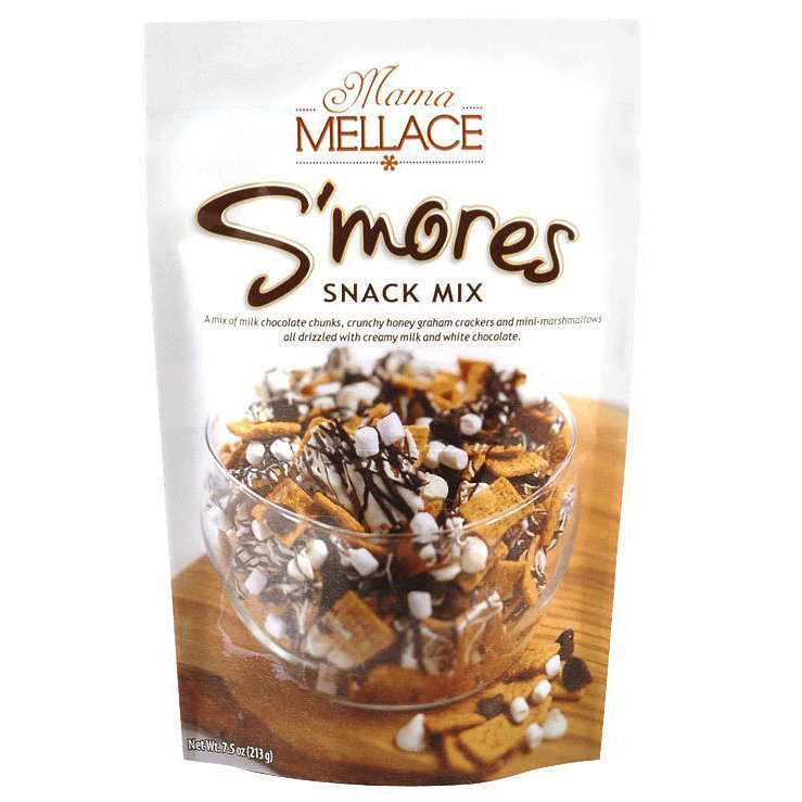 On the Go, Grab: Mama Mellace S'mores Snack Mix