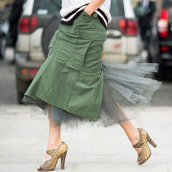 Military Trend   Shopping