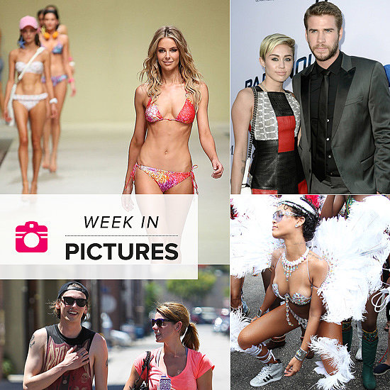 The Week in Pictures: Jennifer Showcases Myer, Miley & Liam Together Again, Rihanna & More!
