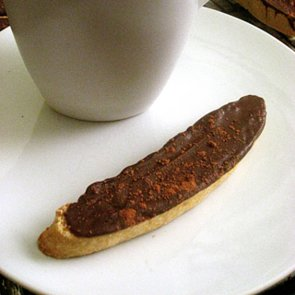 52 Weeks of Baking: Chocolate Citrus Biscotti
