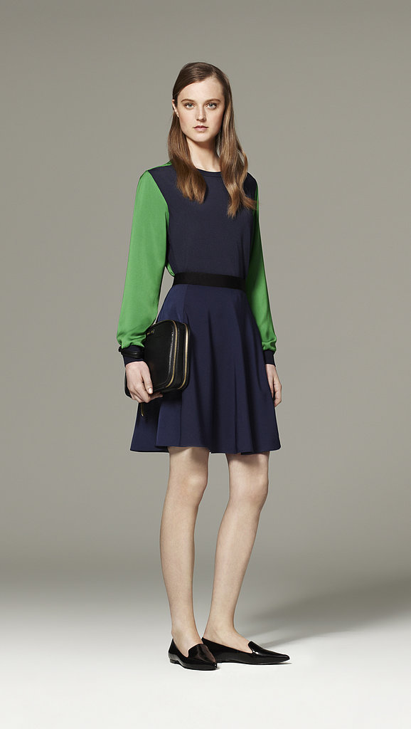 A look from the 3.1 Phillip Lim for Target collaboration. Photo courte