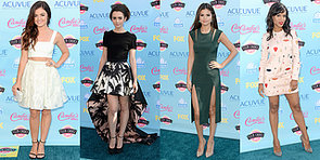 Who Wore What: 2013 Teen Choice Awards