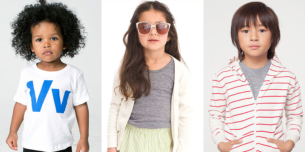 Line We Love: Back-to-School Basics From American Apparel