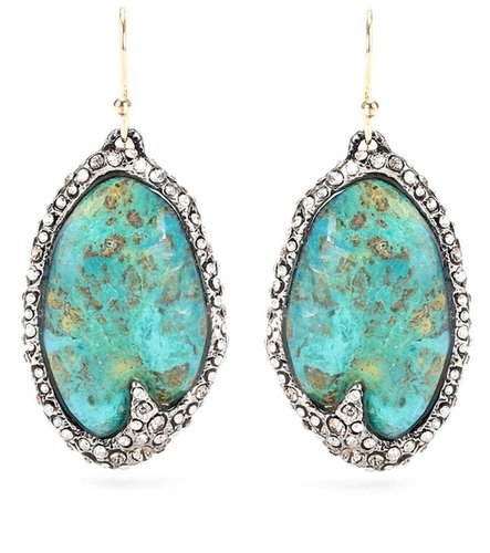 Alexis Bittar CORDOVA PENDANT DROP EARRINGS