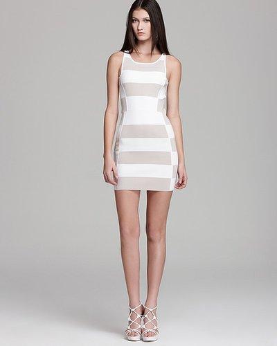 Parker Combo Dress - Leigha