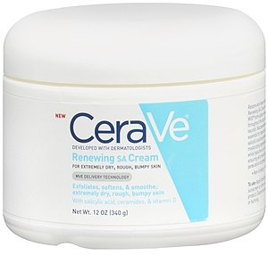 CeraVe SA Renewing Cream