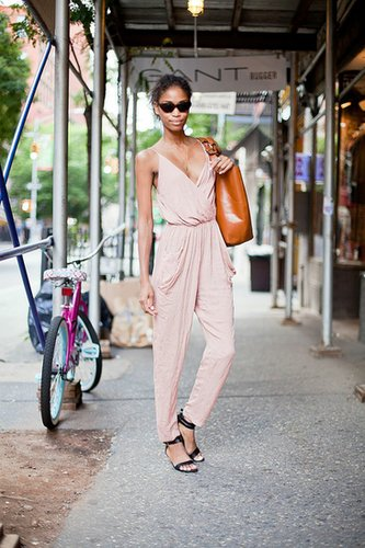 The jumpsuit done just right. Source: Joy Jacobs Photography