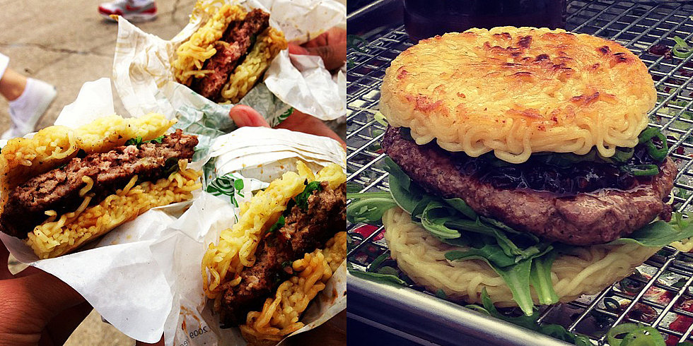 The Ramen Burger: The Wildest Hybrid Since the Cronut
