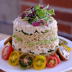 Sushi Cake Recipe   Video
