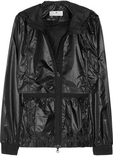 Adidas by Stella McCartney Run lightweight shell jacket