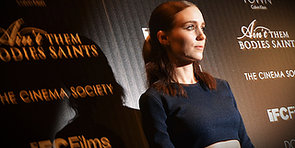 Can Rooney Mara Make Crop Tops Edgy?
