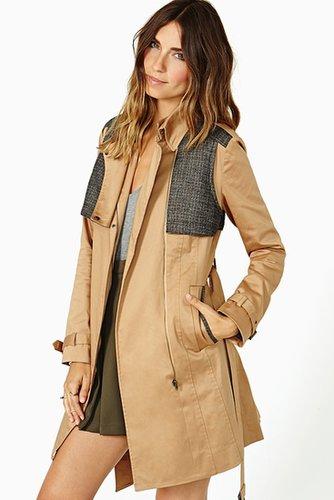 Dillon Trench Coat