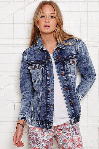 BDG - Veste ample en jean