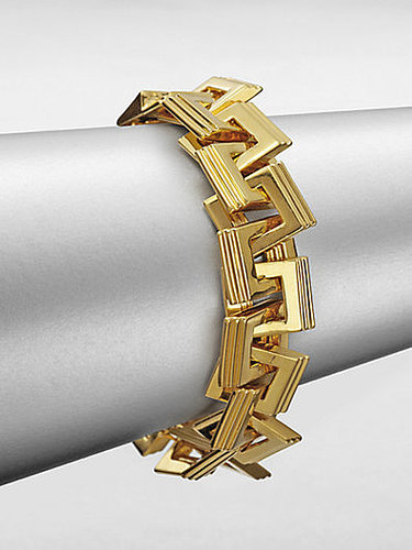 Eddie Borgo Helix Link Chain Bracelet