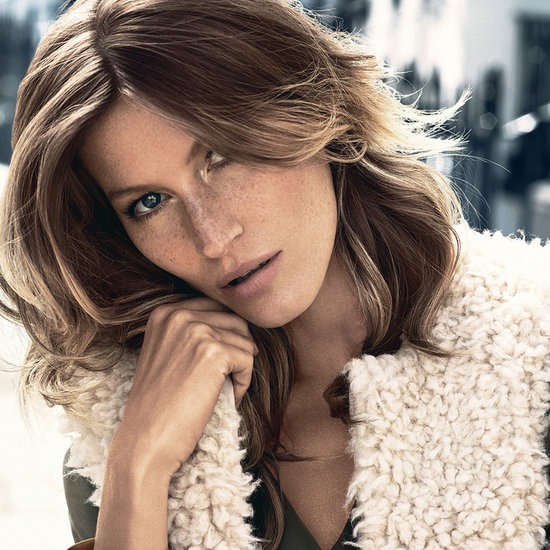 Cozy Up to Gisele's Autumn 2013 Campaign For H&M