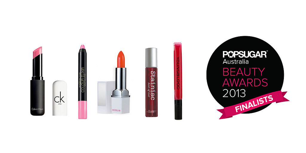 POPSUGAR Australia Beauty Awards 2013: Vote For the Best Lip Product