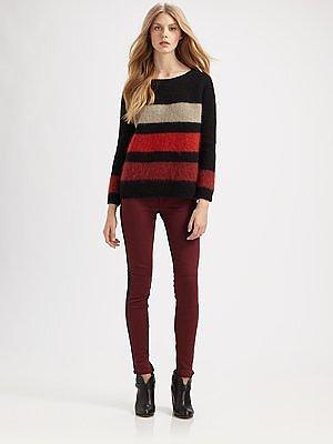 Rag & Bone Bedford Striped Sweater