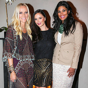 Models and Celebrities at Fashion Parties   Aug. 12, 2013