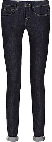 Burberry Brit Halbhohe Skinny Jeans