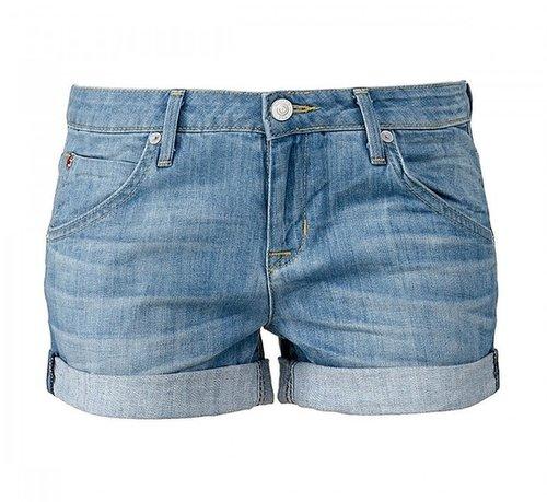 Hudson Jeans Jeans Shorts Blau