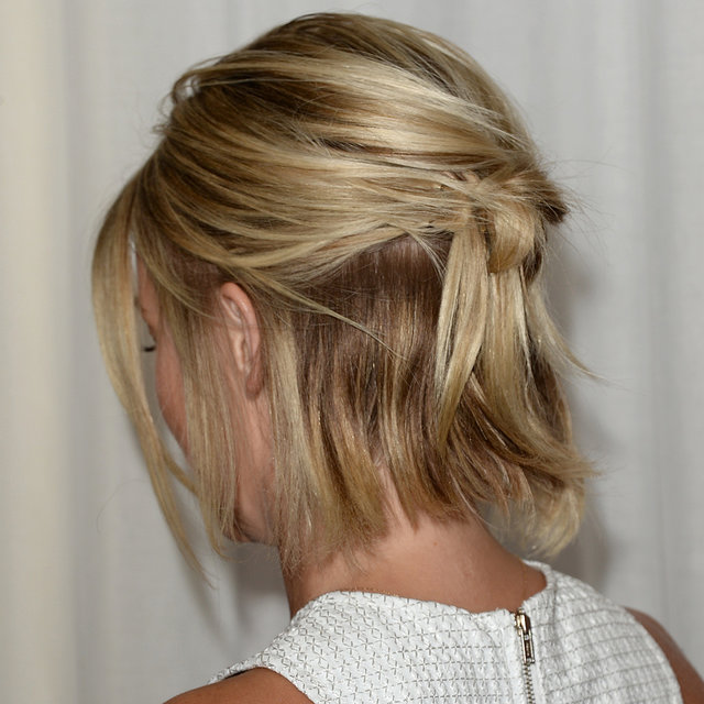Celebrity Looks With Half Up Half Down Hair