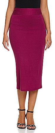 Gibson & Latimer Mid-Length Pencil Skirt
