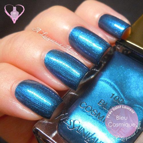 Yves Saint Laurent Bleu Cosmique